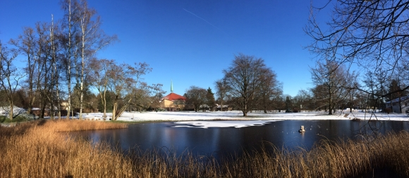 Kanaan in Winter