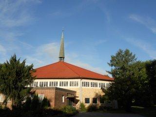 Canaan, Jesu-Ruf-Chapel, Darmstadt