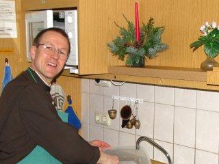 Washing up can be fun!
