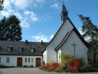 Motherhouse and chapel